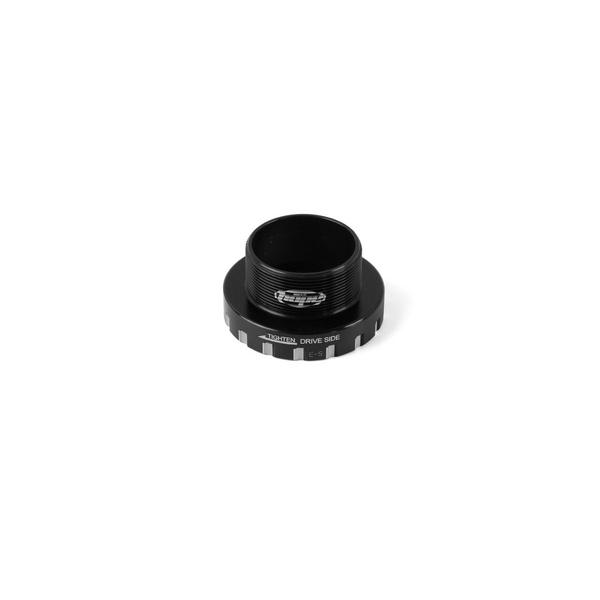 30mm Bottom Bracket Drive Side Cups - Black