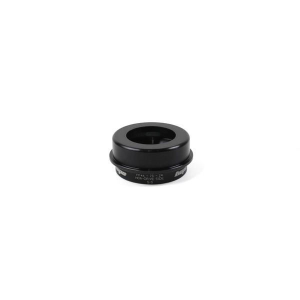 24mm Bottom Bracket Non-Drive Side Cups - Black