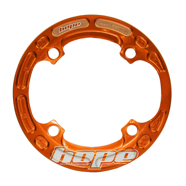 L/W Bash Ring 104mm Orange
