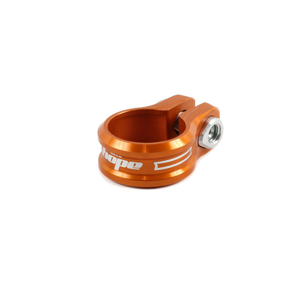 Seat Clamp - Bolt - Orange