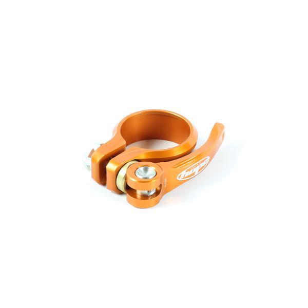 Seat Clamp - Q/R - Orange