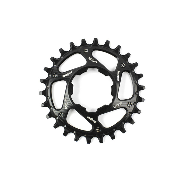 Hope Spiderless Retainer Ring Boost - Black