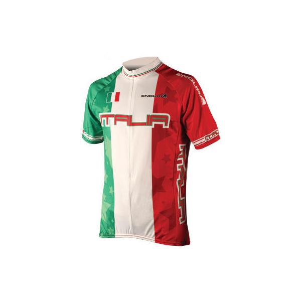 Endura CoolMax Printed Italy Jersey