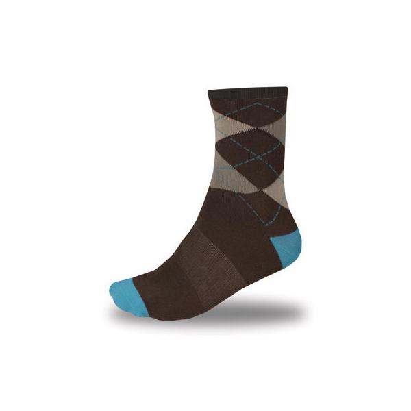 Endura Endura Argyll Sock (Twin Pack): Ultramarine - L