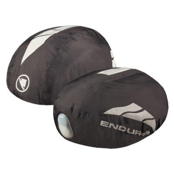Endura Endura Luminite Helmet Cover: HiVizYellow - L-XL