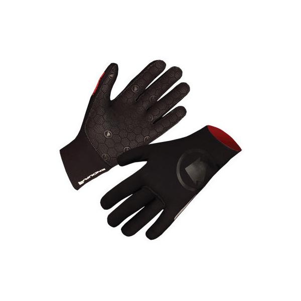 Endura Endura FS260-Pro Nemo Glove: HiVizGreen - M
