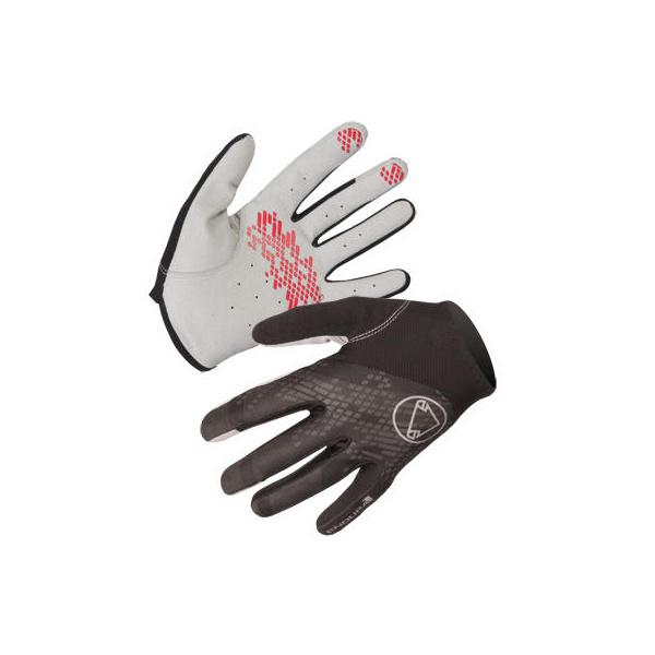 Endura Endura Hummvee Lite Cycling Glove: MattBlack - XXL