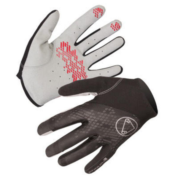 Endura Hummvee Lite Glove - Red