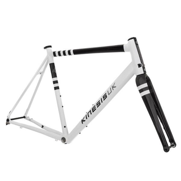 Kinesis - Frameset - RTD - White - 55.5cm