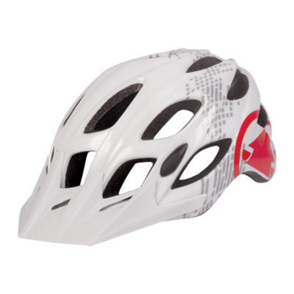 Endura Hummvee Helmet - White