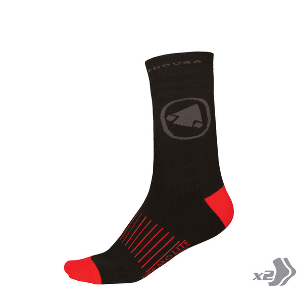 Endura THERMOLITE® II Sock (Twin pack)