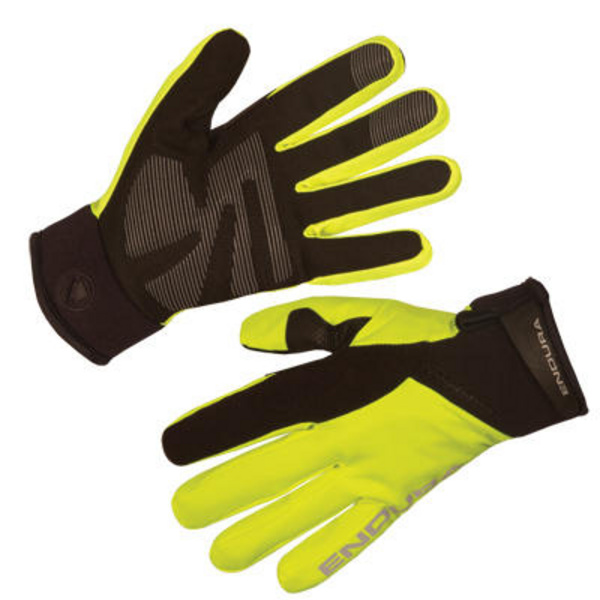 Endura Endura Wms Strike II Glove: Black - XS