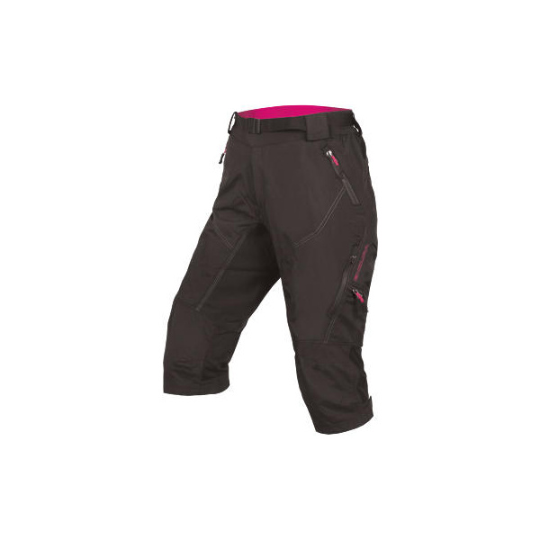 Endura Women's Hummvee 3/4 II with liner