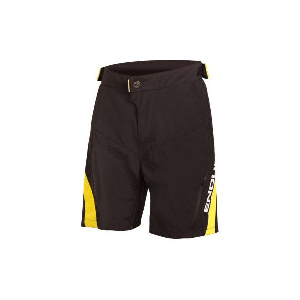 Endura Endura Kids MT500JR Short: Black - 7-8yrs