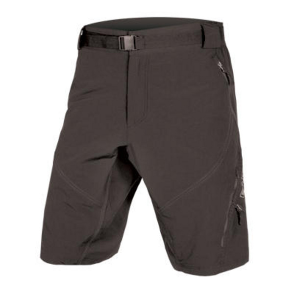 Endura Endura Hummvee Short II with liner: Black - XXL