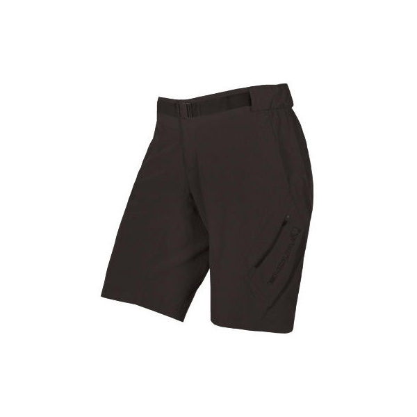 Endura Endura Women's Hummvee Lite Short II with liner: Black - XS
