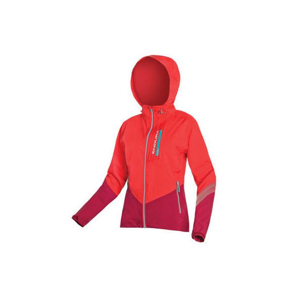 Endura Endura Women's SingleTrack Jacket II: Mulberry - XL