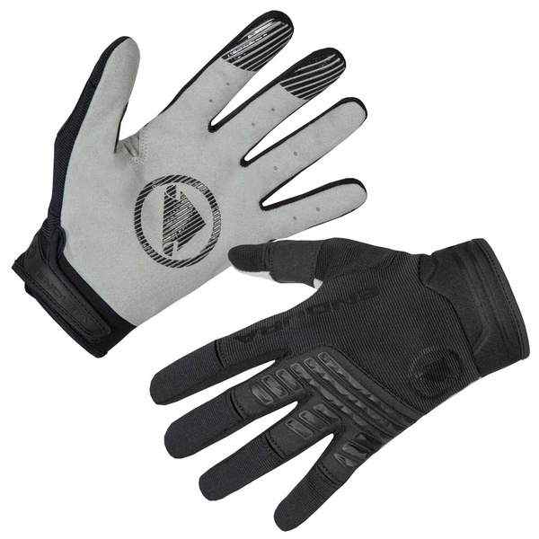 Endura Endura SingleTrack Glove: RustRed - S