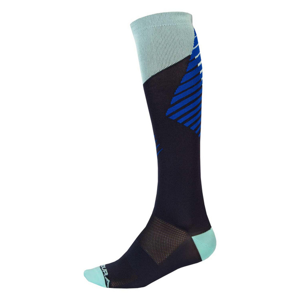 Endura Endura Wms SingleTrack Sock: Mulberry - One size