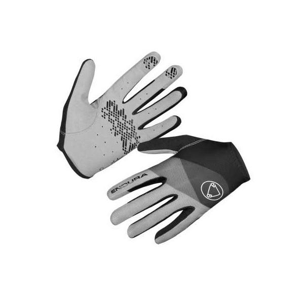 Endura Endura Wms Hummvee Lite Glove II: CobaltBlue - L