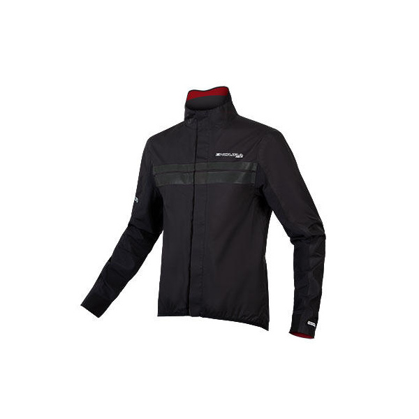 Endura Endura Pro SL Shell Jacket II: HiVizBlue - XL