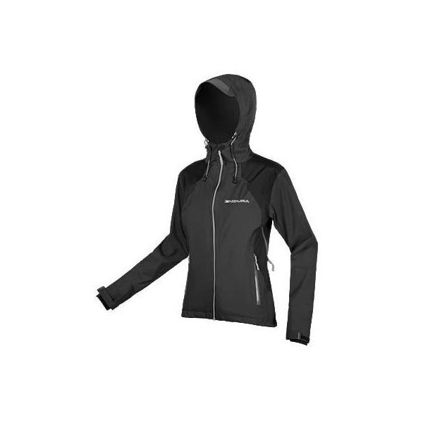 Endura Endura Wms MT500 Waterproof Jacket II: Black - XL