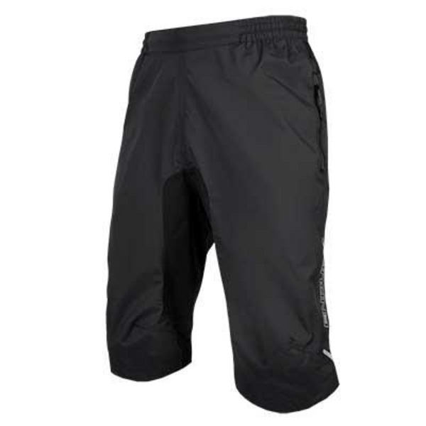 Endura Endura Hummvee Waterproof Short: Black - XXL
