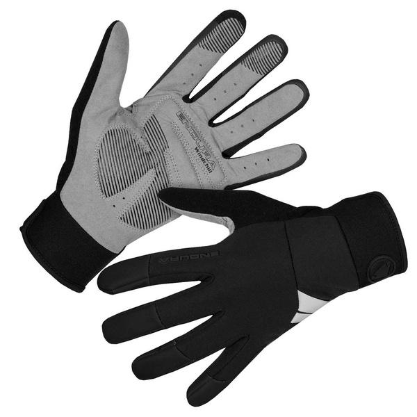 Endura Endura Windchill Glove: HiVizGreen - S