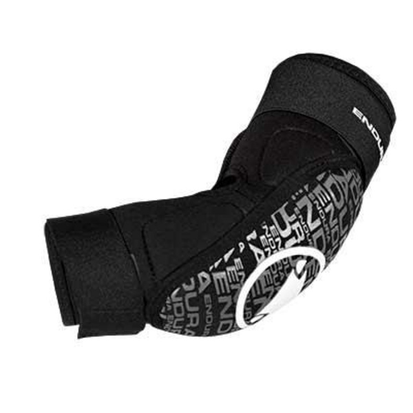 Endura Endura SingleTrack Youth Elbow Protector: Black - 9-10yrs