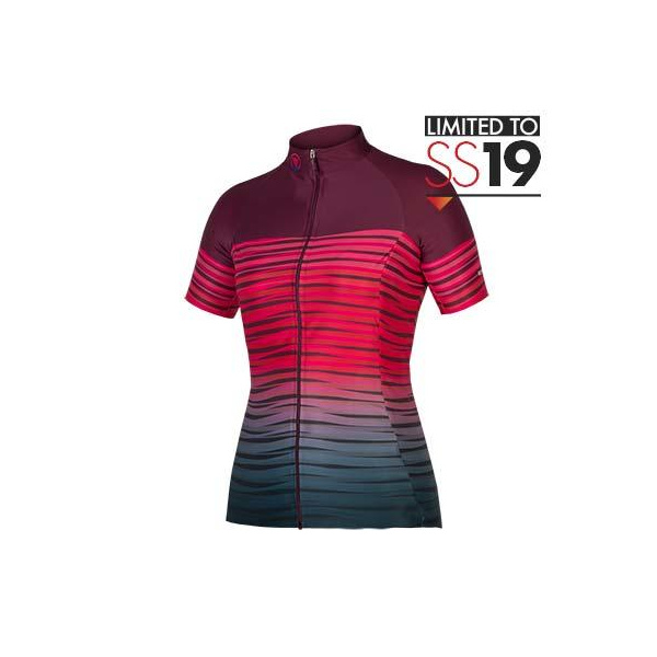 Endura Wms PT Wave S/S Jersey LTD