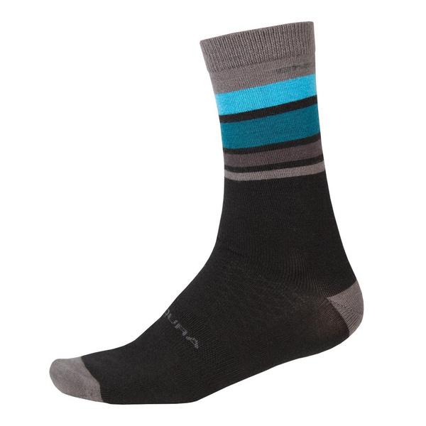 BaaBaa Merino Stripe Sock