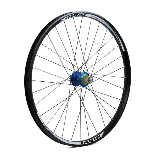 Rear Wheel - 27.5 DH - Pro 4 32H - Blue