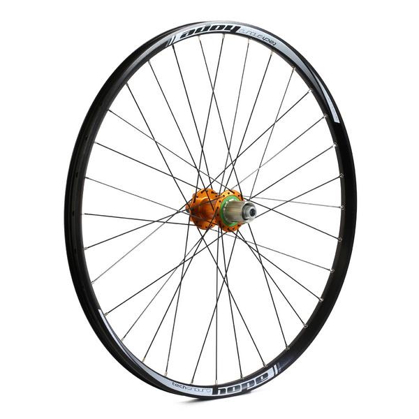 Rear Wheel - 27.5 Enduro - Pro 4 32H - Orange 148mm