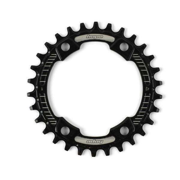 Hope Retainer Ring - 96BCD - Black