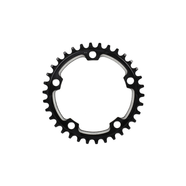 Hope Retainer Ring - 110BCD - 5 Bolt - Black