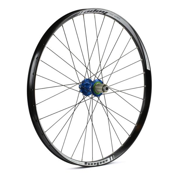 Rear Wheel - 27.5 35W-Pro 4 32H - Blue 148mm