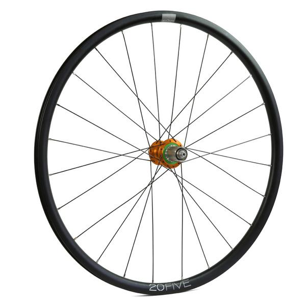 Rear Wheel-20FIVE-RS4 C/Lock 24H - Orange