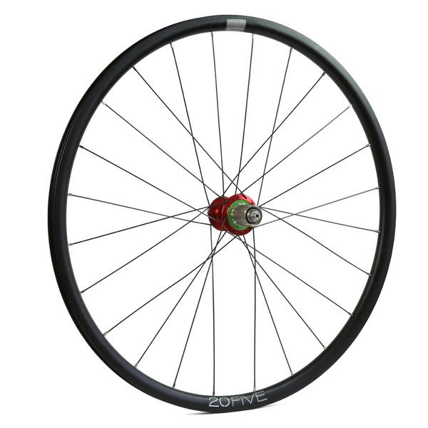 Rear Wheel-20FIVE-RS4 C/Lock 24H - Red