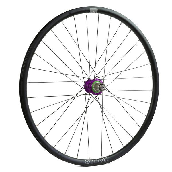 Rear Wheel-20FIVE-RS4 C/Lock 32H - Purple