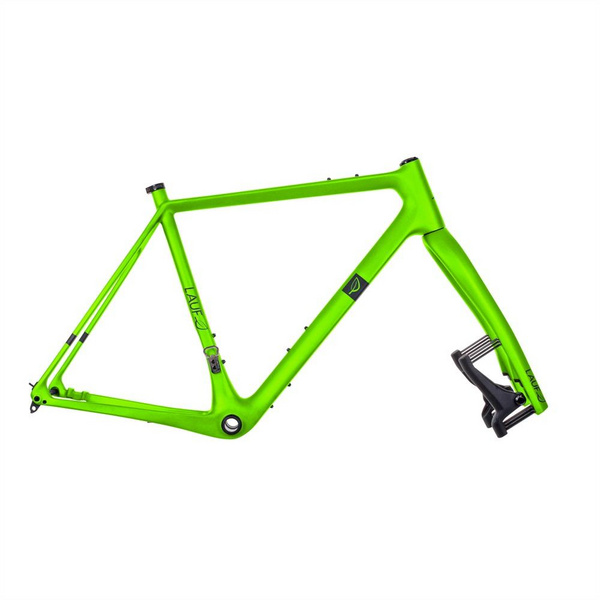 Lauf - Frameset - True Grit - Lime Green - 542mm - Medium