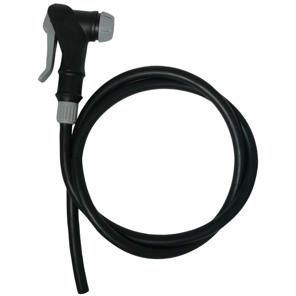 Bontrager Turbocharger Auto Select Pump Head with Hose