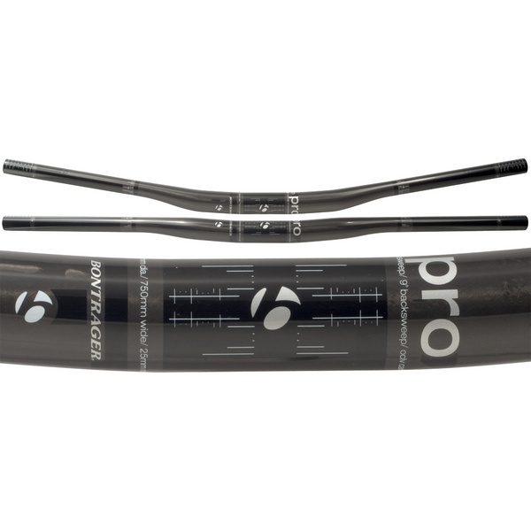 Bontrager Rhythm Pro Carbon 15mm Rise MTB Bar