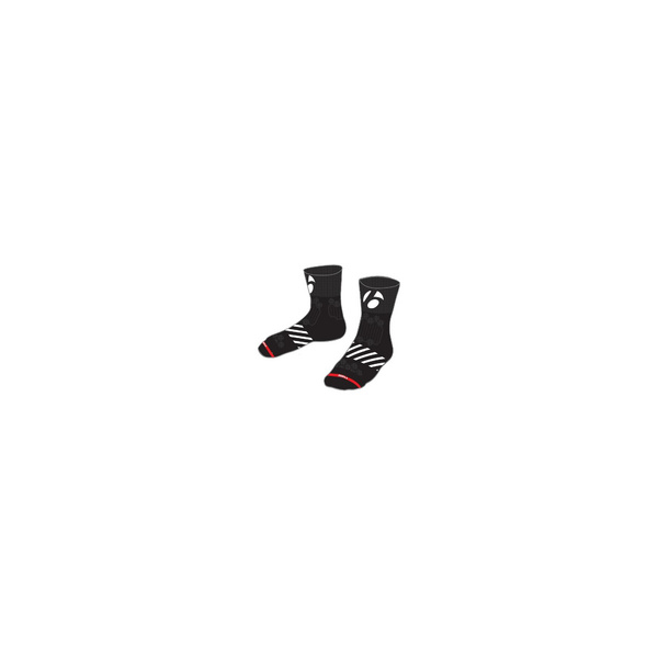 "Bontrager Velocis 2 1/2"" Cycling Sock - Black"