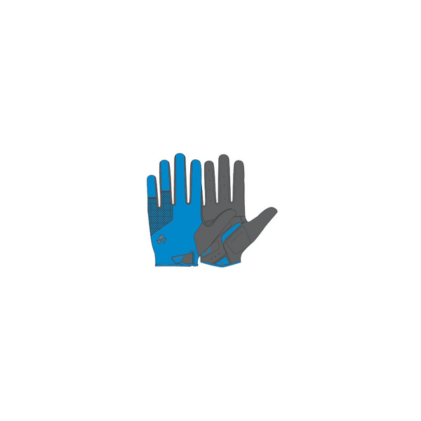 Bontrager Evoke Full-Finger Mountain Glove