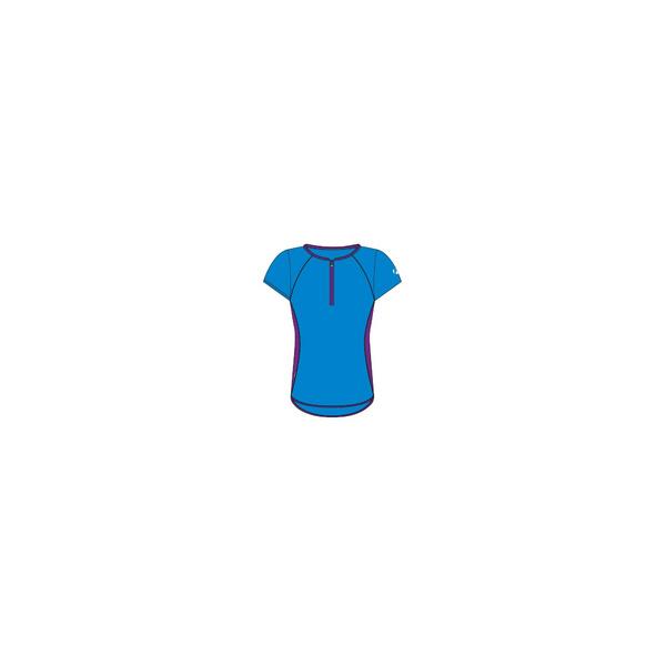 Bontrager Evoke Women's Cycling Jersey - Blue