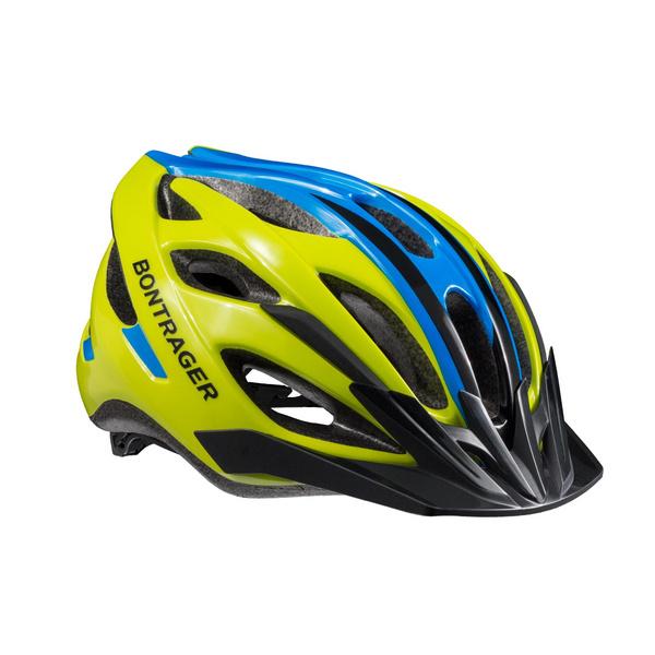 Bontrager Solstice Youth Bike Helmet - Yellow