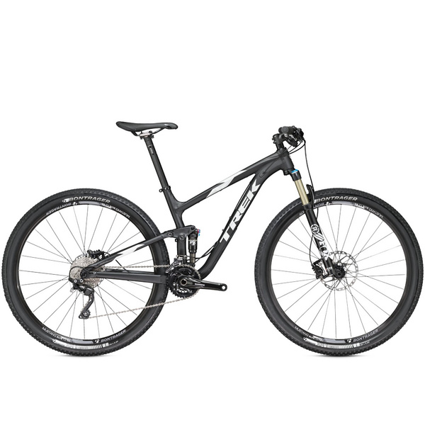 Trek Top Fuel 8