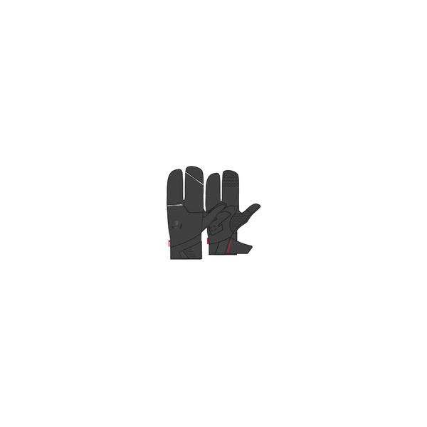 Bontrager Velocis S2 Softshell Split Finger Cycling Glove