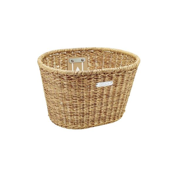 Electra Woven Plastic Basket
