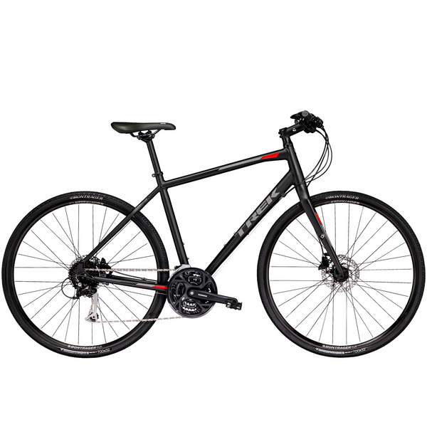Trek FX 3 Disc Hybrid Bike